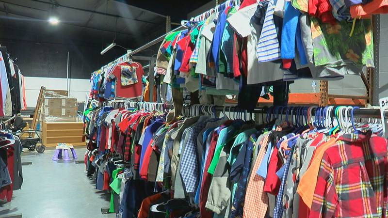 Together We Foster opens clothing closet in Craighead County