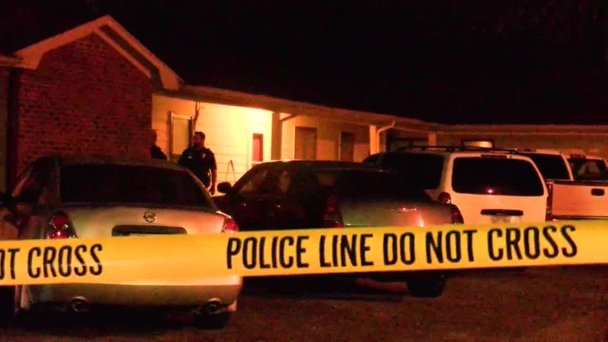 Jonesboro Police say it happened on 700 block of W. Strawn.