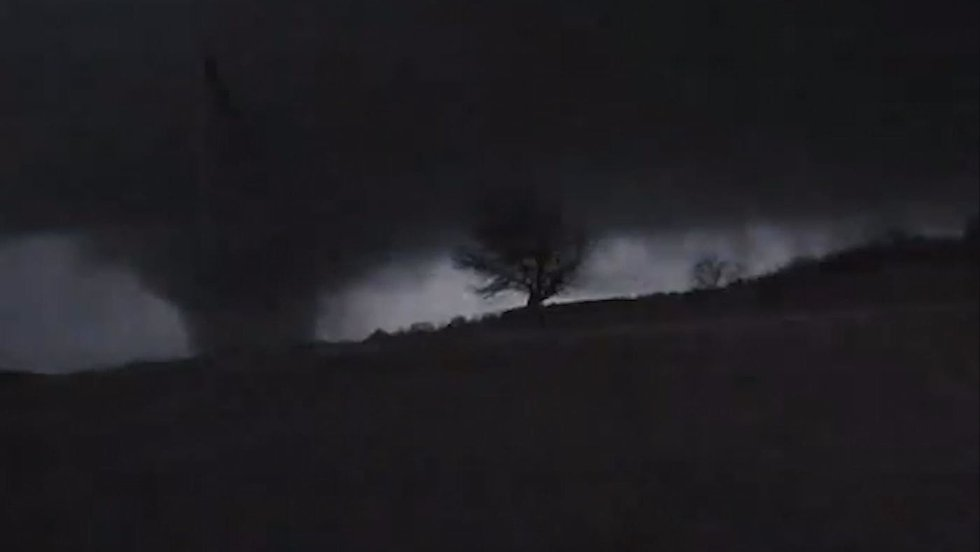 One EF-4 tornado stayed on the ground for 122 miles.