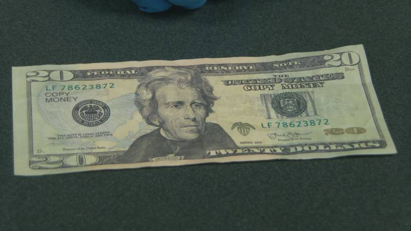 Restaurants have discovered counterfeit money in their cashier drawers, causing them to come up...