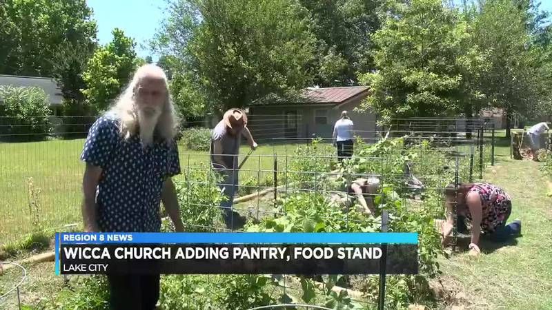 Church adds food pantry that serves people daily