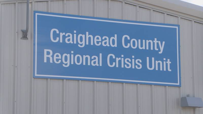 St. Bernards is partnering with Craighead County to operate the Regional Crisis Stabilization...