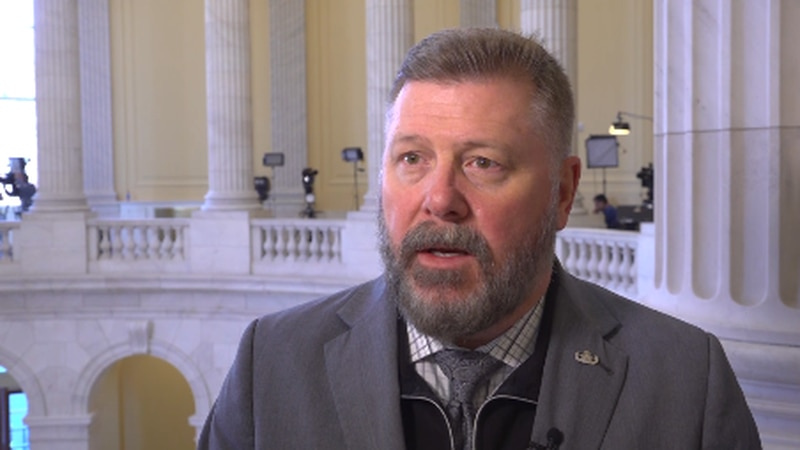 Rep. Rick Crawford (R-Ark.) spoke Thursday about the impeachment debate ongoing in the nation's...