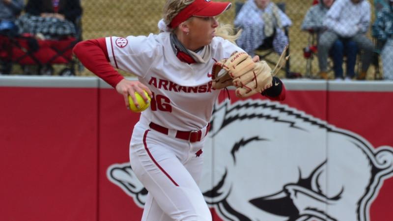 Arkansas drops Saturday contest to Missouri 6-3