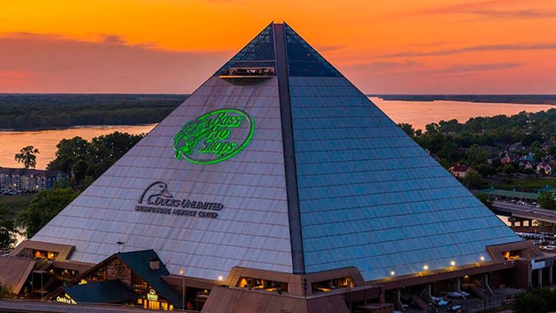 Bass Pro Shops at the Pyramid to open first Wahlburgers Wild restaurant
