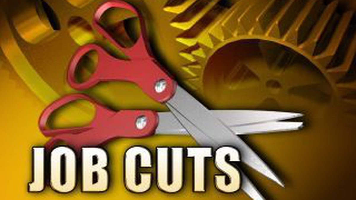 Around 206 jobs are being cut at a West Frankfort boat production plant.
