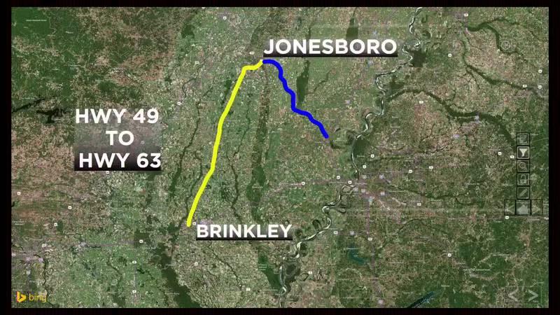 ARDOT schedules public meetings to redesignate Highway 63