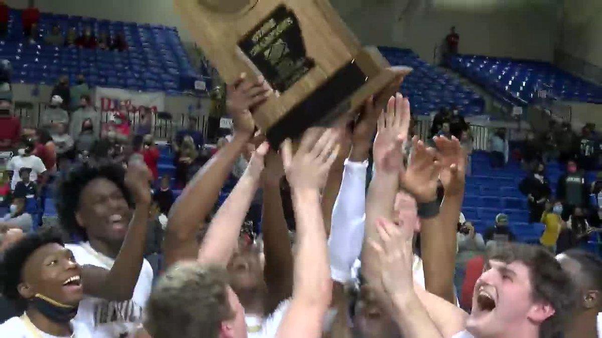 Jonesboro boys & girls win Saturday to sweep 5A State Basketball Championships