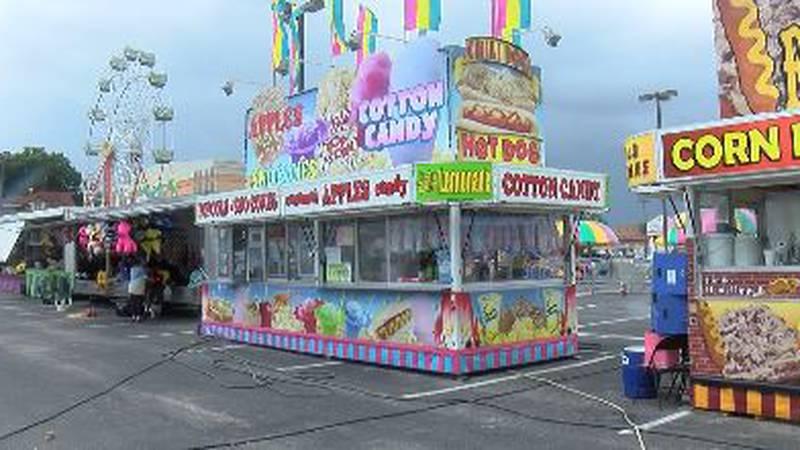 Butler County Fair Opens Wednesday.