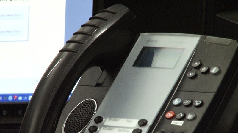 Kennett 911 communications is seeing 50 more calls than they did this time last year.